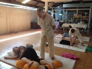 Fieldwork Thai massage