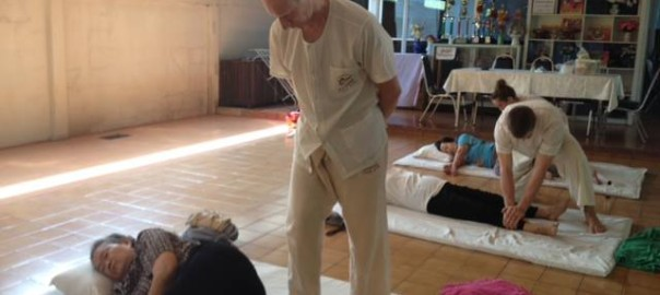 Fieldwork Thai massage